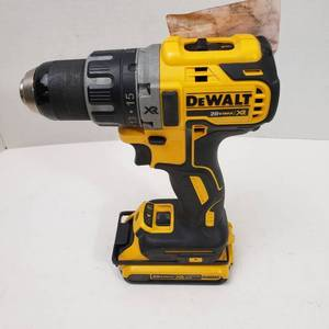 DEWALT 20-Volt MAX XR Li-Ion Cordless Brushless Drywall Screw Gun