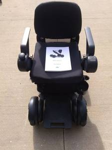 Whill Electric Wheelchair With Zero Turn Capability In Excellent Condition Bluetooth Capability Also And Many More Features Tested And Working