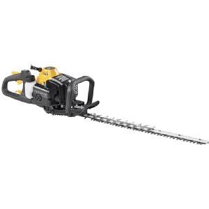 Poulan Pro 22 in. 23cc 2-Cycle Gas Hedge Trimmer with 2.6 oz. 50:1 Synthetic 2-Cycle Oil