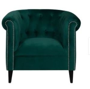 Argenziano Chesterfield Accent Chair- Retail:$246.49