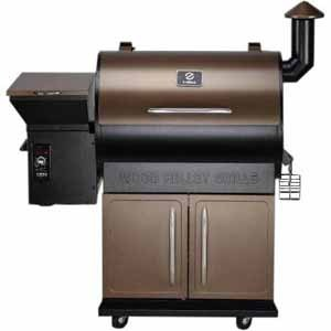 Z Grills Classic XL Wood Pellet Grill w/ Cover