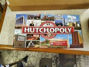 Hutchpoly Game * Hutchinson, KS Monopoly*