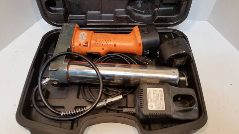 Chicago Grease Gun | Clearout Sale! Electronics! Tools! Games! and