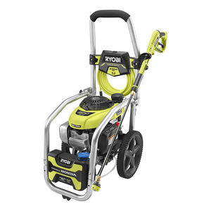 RYOBI 3300 PSI 2.3 GPM Honda GCV190 Gas Pressure Washer with Idle Down -- MSRP $504.90