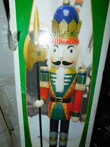 Large Nutcracker #1