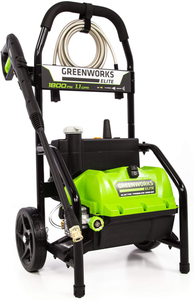 Greenworks 1800 PSI electric pressure washer 1.1 gallon per minute