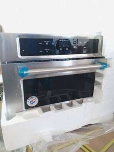 Kitchen Aid Microwave Oven Built in Stainless Steel 17.5 W x 24 L x 18 H