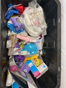 Bulk Box of Misc. Baby Products
