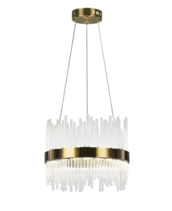 Cwi Lighting Genevieve Led Chandelier