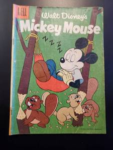 Walt Disney's Mickey Mouse No. 48