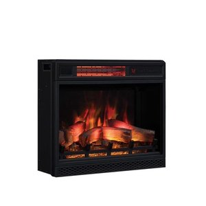 ClassicFlame Electric Fireplace - Black