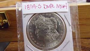 1879-S  MORGAN DOLLAR - MS64 DMPL