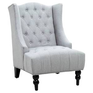 Toddman High Back Club Chair