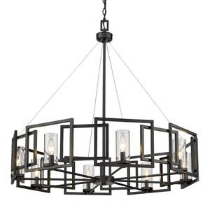 Marco 8 Light Chandelier- Retail:$601.99