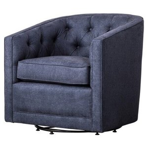 Walsh Fabric Swivel Chair- Retail:$459.49
