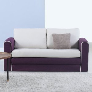 Modern Two Tone Sofa Bed Retail:$351.99