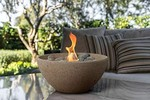 Basin Table Top Fire Bowl - Basin Fire Bowl- Retail:$79.98