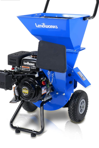 Landworks 3 in 1 Wood Chipper Shredder. ( Not Inspected ) See pics for details.