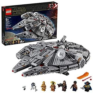 Lego 6287454 Star Wars Rise Of Skywalker Millennium Falcon Kit With Minifigures Retail: $159.99