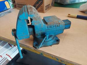 Wilton Vise - Swivel is Seized Up