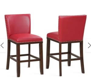 Greyson Living Toledo Counter Stools (Set of 2) Retail:$229.49