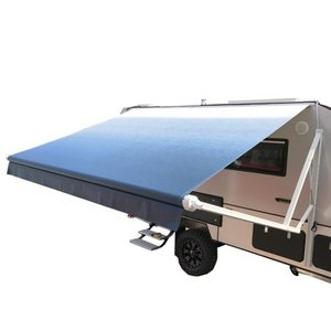 ALEKO Retractable Motorized RV or Home Patio Canopy Awning Frame 13'X8'