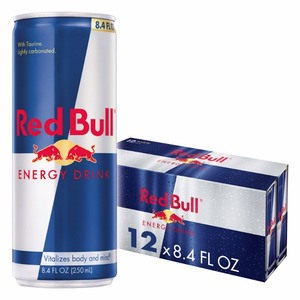 Red Bull Energy Drink 12 Pack - 8.4oz cans