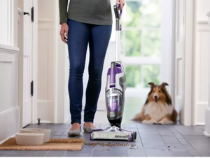BISSELL CrossWave Pet Pro Multi-Surface Wet Dry Vac – 2306 . $269.99 Retail