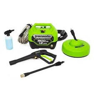 Greenworks Gpw1804ck 1800-psi 1.1-gpm Cold Water Electric Pressure Washer