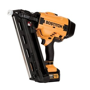 Bostitch 20V Max Cordless 28 Degree Wire Weld Framing Nailer Kit