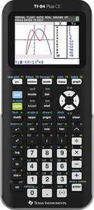Texas Instruments - TI-84+ CE Graphing Calculator - Black Retail: $139.99