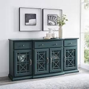 Copper Grove 60-inch Breakfront Fretwork Sideboard- Retail:$537.99