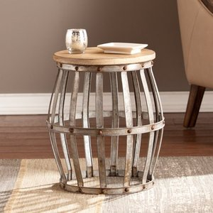 The Gray Barn Stonehall Accent Table- Retail:$79.98