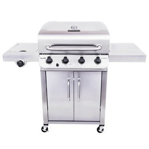 Char-Broil 463342118 Performance 4-Burner Gas Grill