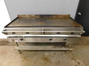 Wolf 5' Flat Top Griddle