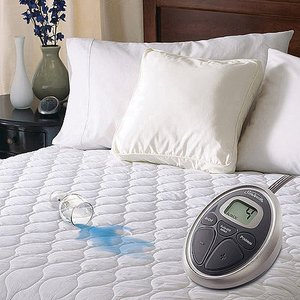 Sunbeam Waterproof Heated Mattress Pad * King