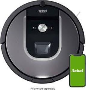 iRobot - Roomba 960 Wi-Fi Connected Robot Vacuum