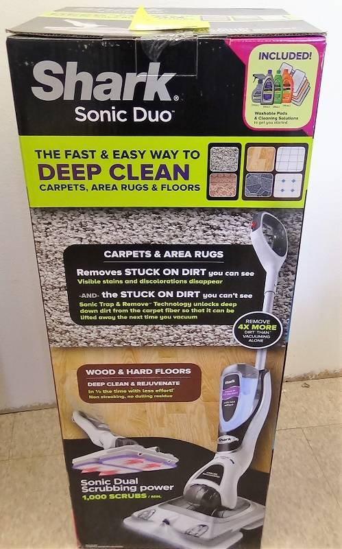 Shark Sonic Duo Carpet And Hard Floor Cleaner Price