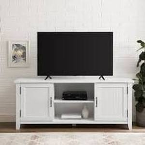 The Gray Barn Wind Gap 70-inch Beadboard Door TV Console