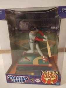 Mark McGwire Figurine 1999 NEW