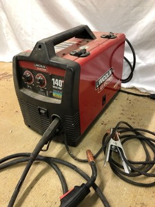 Lincoln Electric 140HD Weld-Pak Welding