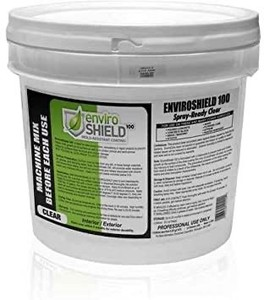 Enviroshield Mold Resistant Coating, Clear 3.5 Gallon Bucket 1/case