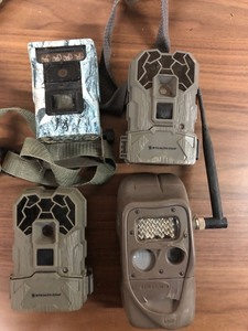 Stealth Cam Hunting Trail Cameras