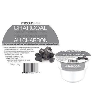 Masque Bar Charcoal Peel-Off Modeling Mask - 1 oz.