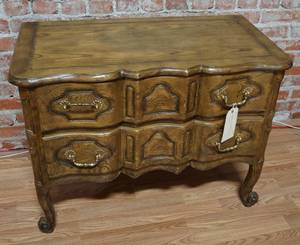 Baker Furniture French Provincial Night Stand
