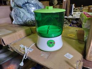Seedling Growth Bucket
