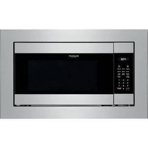 Frigidaire - Gallery 2.2 Cu. Ft. Built-In Microwave - Stainless steel