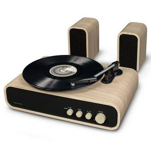 Gig 2-Speed Turntable Shelf System- Retail:$128.94