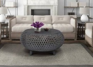 Bora Bora Round Coffee Table- Retail:$329.99