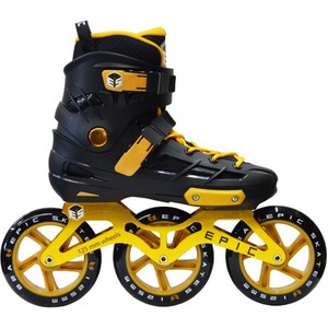 Size 9 Epic Engage 125mm Indoor/Outdoor Inline Skates